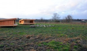 Ny skov - shelters lavere